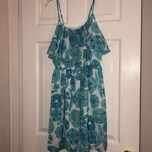 Brand new never worn Lilly Pulitzer target dress
